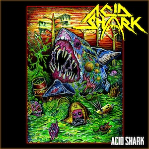 Acid Shark shirt