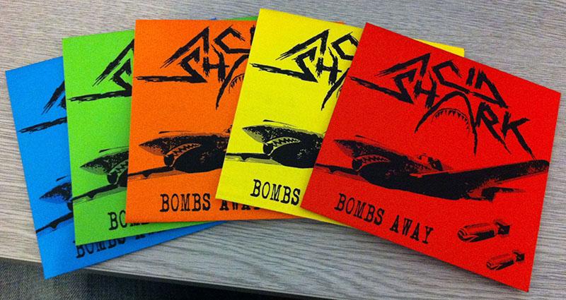 Acid Shark - Bombs Away